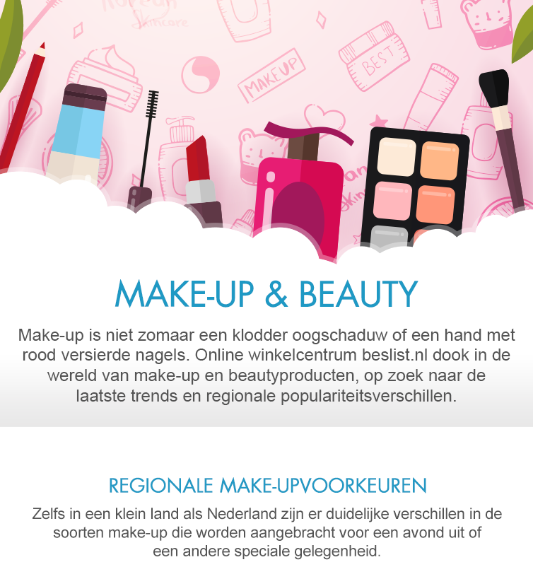 Infographic: Make-up